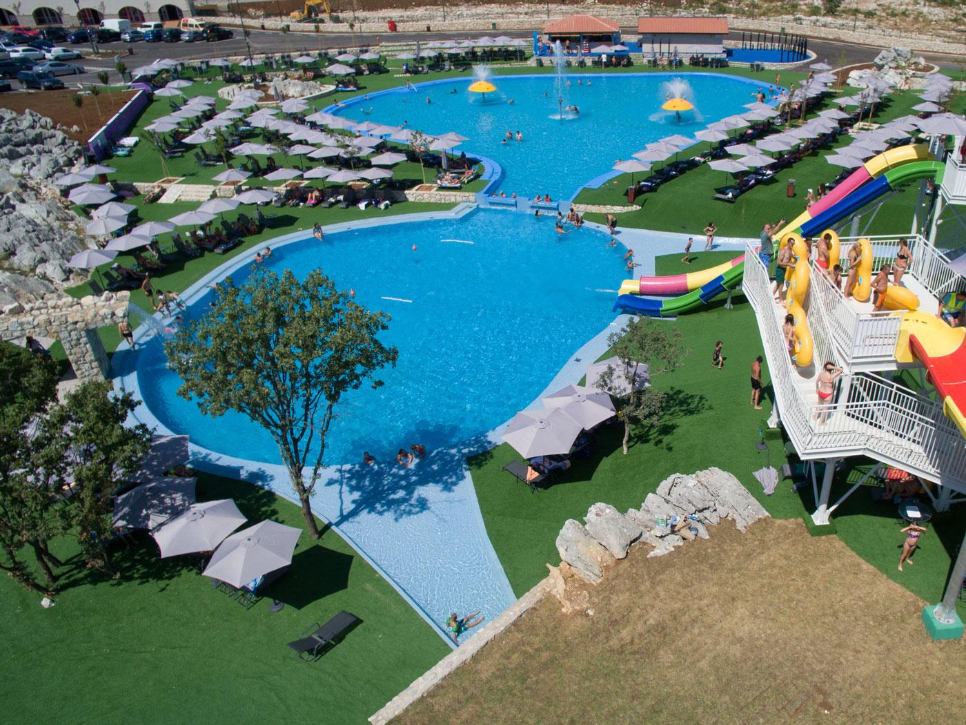 Zatvorena sezona kupanja u Aqua parku