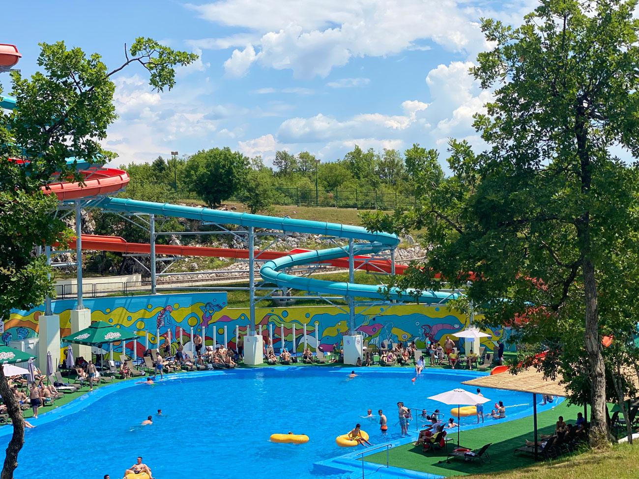"""Otvorena ljetna sezona kupanja u Aqua parku """"Sunčana vrela"""""""