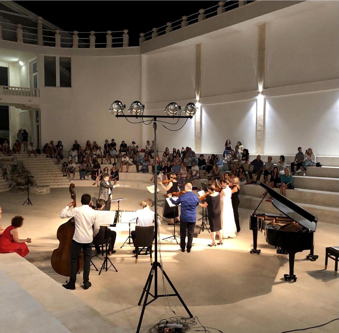 Spektakularan koncert klasične muzike održan u Koloseumu