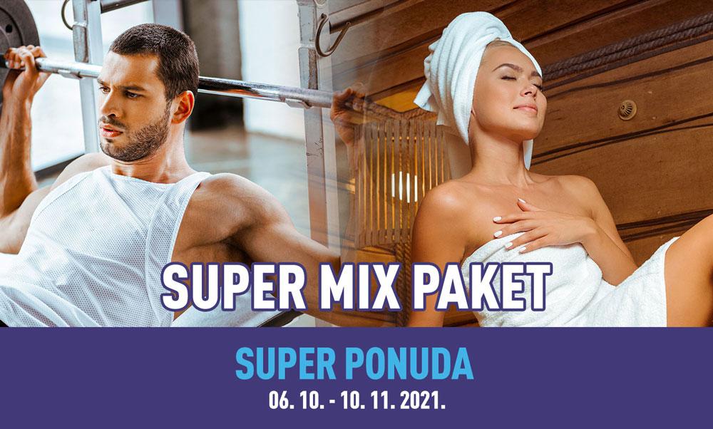 Super Mix Paket, ponuda koja se ne propušta!